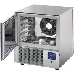 Cellule de refroidissement rapide 3x GN 1/1 - 600x400 mm, +90°C/-18°C