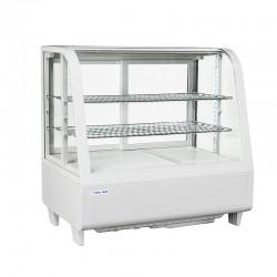 """Vitrine réfrigérée """"showcase"""", 100 litres, +1°C/+12°C"""
