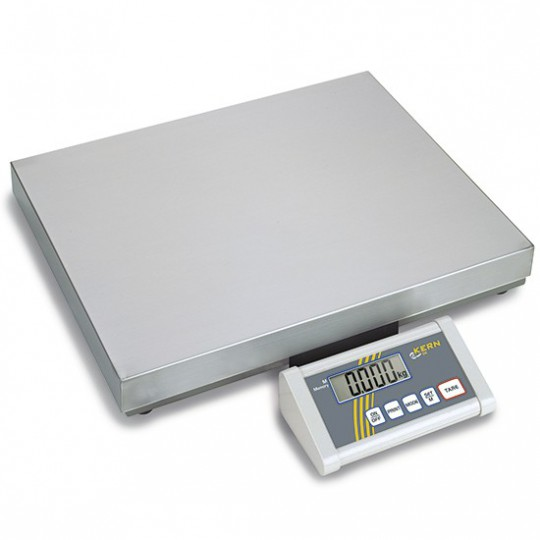 Balance plateforme, charge utile maximum 150 kg, lecture 50 g
