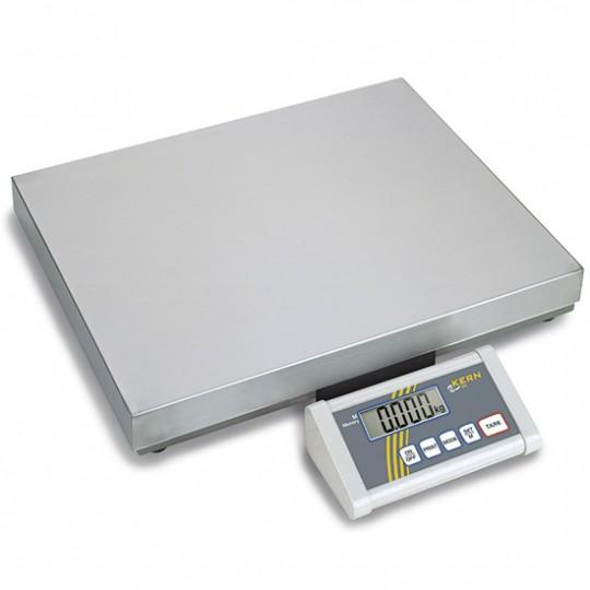 Balance plateforme, charge utile maximum 15 kg, lecture 5 g