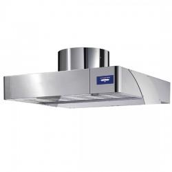 Hotte avec moteur pour four à pizza CAB0008/CD, CAB0014/CD
