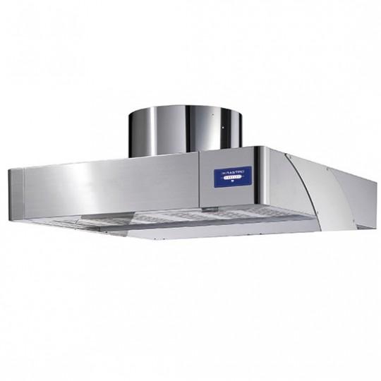 Hotte avec moteur pour four à pizza CAB0009/CD, CAB0015/CD