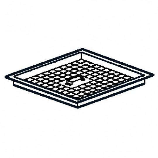 Filtre de drainage pour caniveau