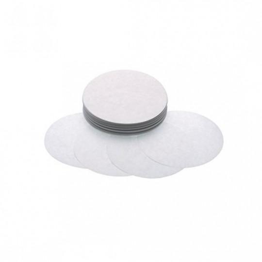 Disques en cellophane pour presses hamburger ø 150 mm
