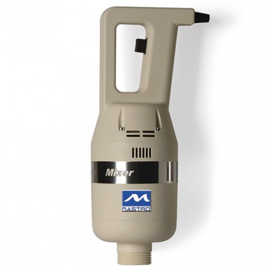 Mixeur plongeant avec variateur de vitesse, barre 400 mm, 450 W