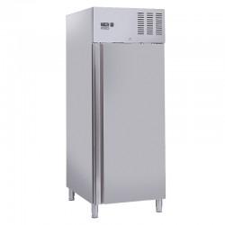 Armoire de congélation en inox pour boulangerie, 1 porte en inox, 800 litres, -18°C/-22°C