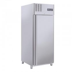 Armoire de congélation en inox pour boulangerie, 1 porte en inox, 800 litres, -15°C/-20°C