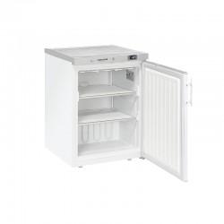 Armoire de congélation, 1 porte  externe blanche, ABS interne, 200 litres, -18°C/-23°C