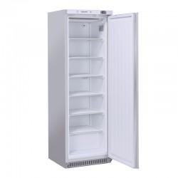 Armoire de congélation, 1 porte  inox, ABS interne, 400 litres, -18°C/-23°C