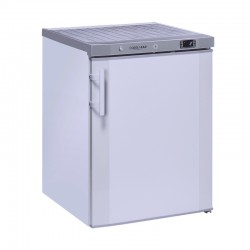 Armoire réfrigérée externe blanche, ABS interne, 1 porte, 200 litres, 0°/+8°C