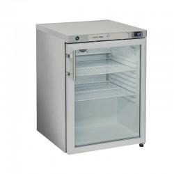 Armoire réfrigérée , 1 porte  vitrée, ABS interne, 200 litres, +2°C/+8°C