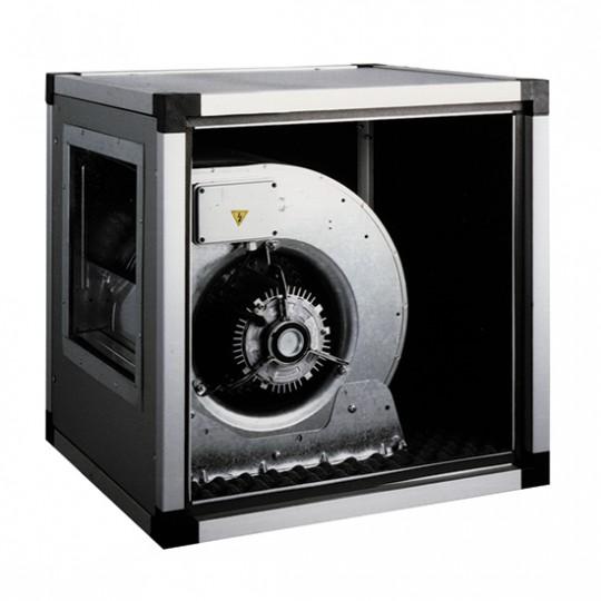 Unité d'extraction directement accouplée, 1 vitesse, 2500 m³/h