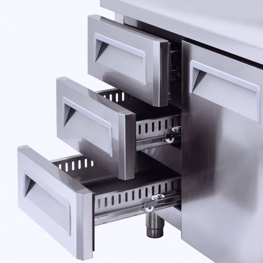 Ensemble de 3 tiroirs en kit séparé