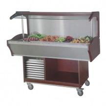 Buffets chauds et froids